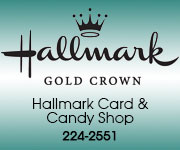 Hallmark Card & Candy Shop
